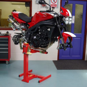 Eazyrizer Red Lift for all motorcycles