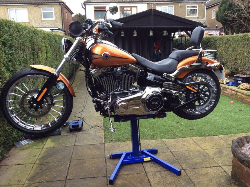 Harley Davidson Power lift Jack
