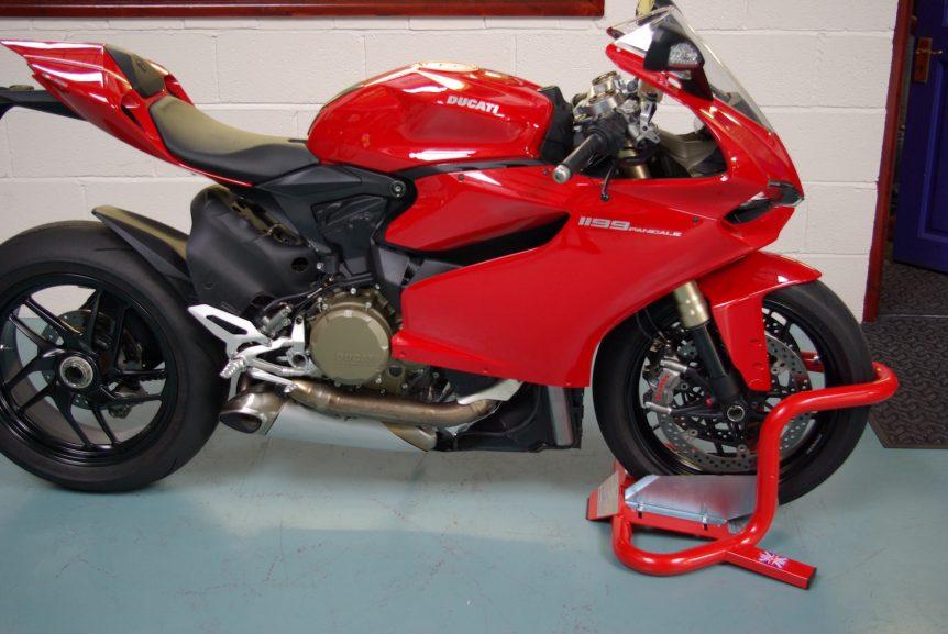 Ducati Wheel Chock
