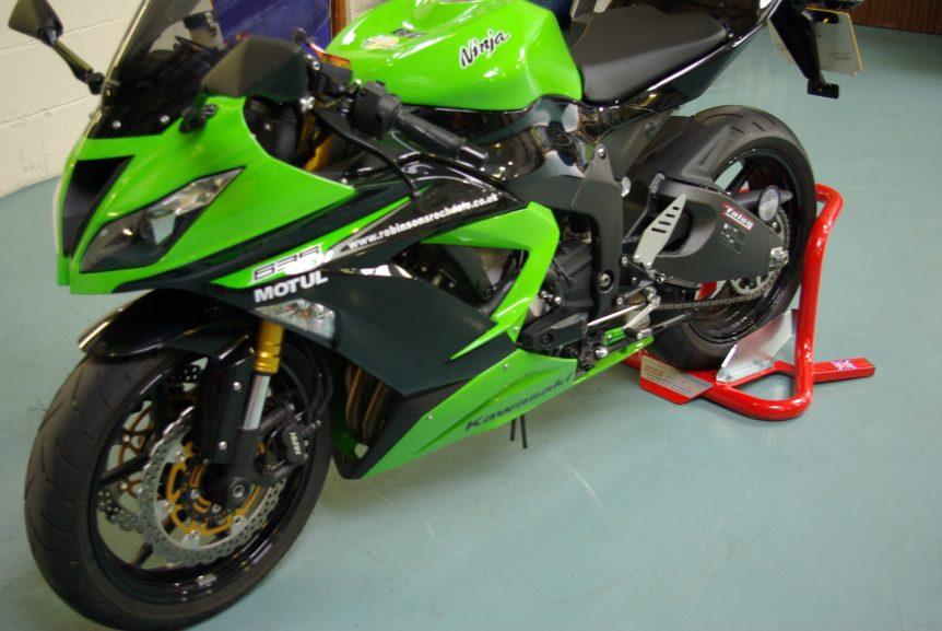 Motorbike Wheel Chock