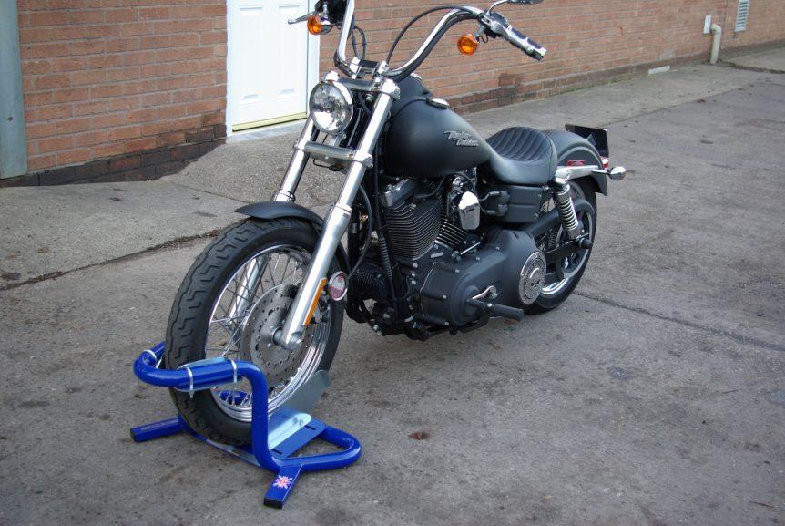 Harley Davidson wheel chock