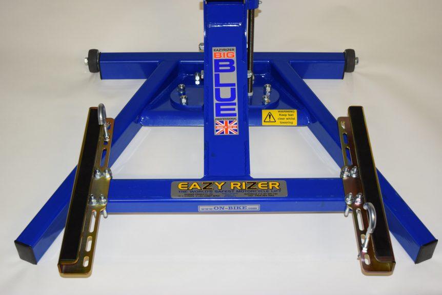 Harley Beam mounts Big Blue lift