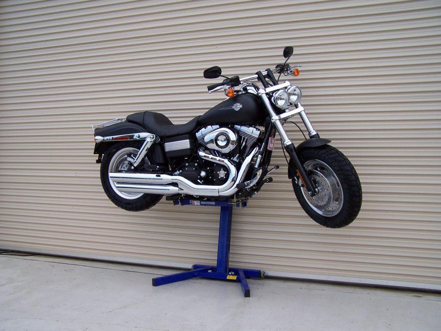 Harley Davidson Service Lift