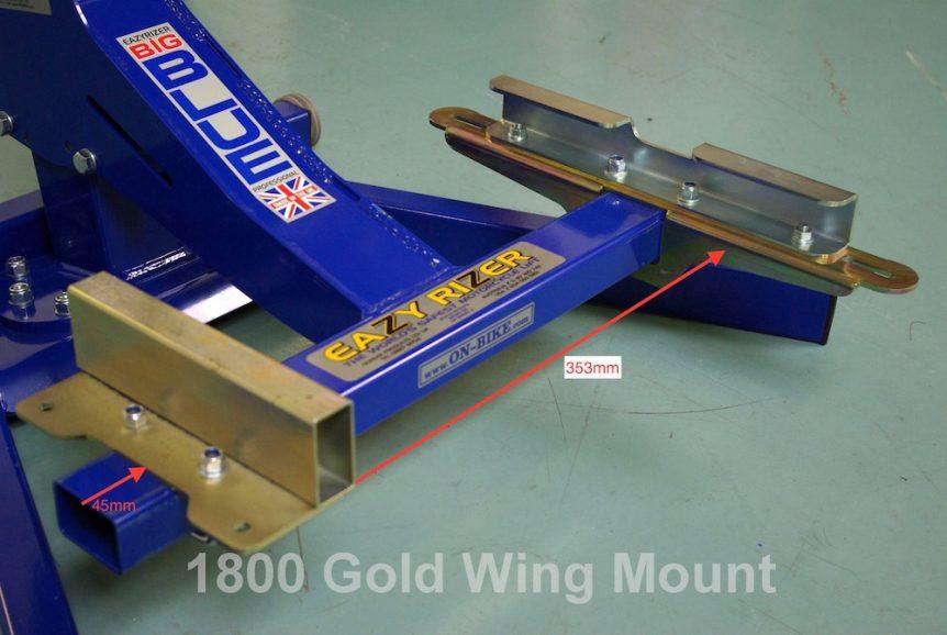1800 Gold Wing Mount Big Blue lift
