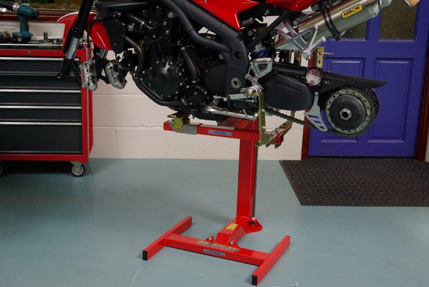 Motorcycle workshop tools