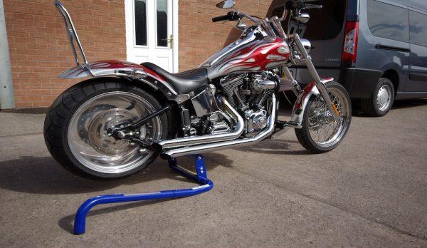 Motorcycle Speed Jack