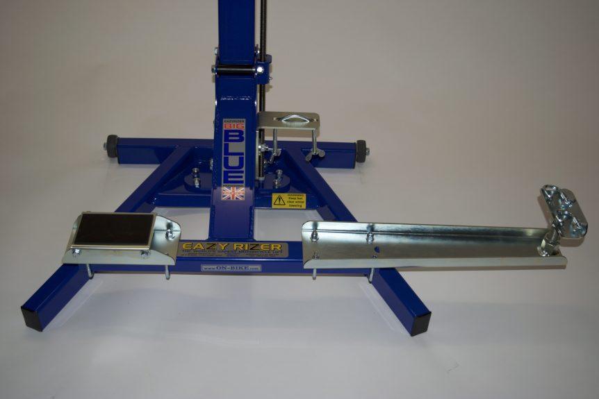 Spyder RT/F3 mounts Big Blue Lift