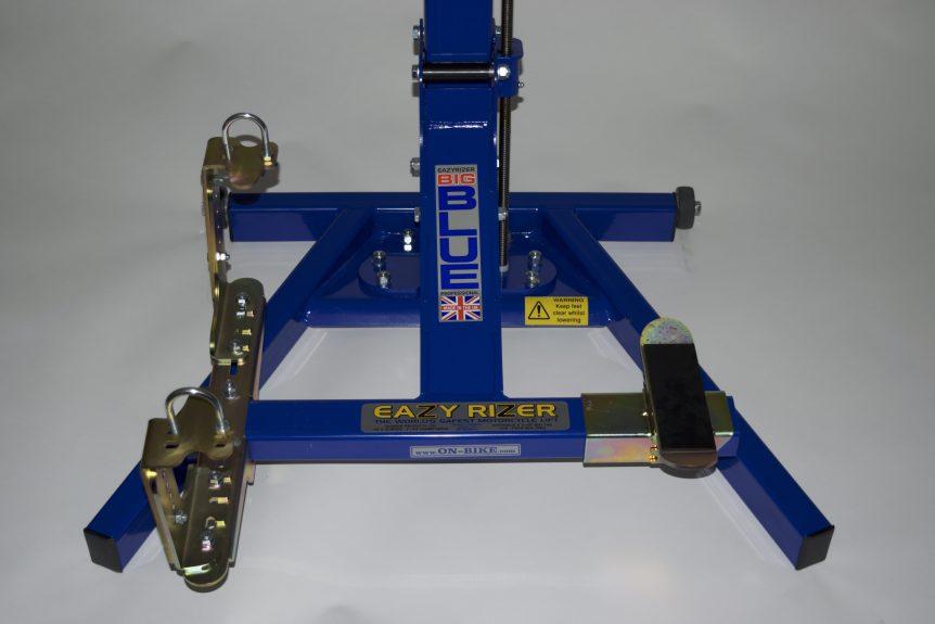 Standard footpeg mounts Big Blue Lift