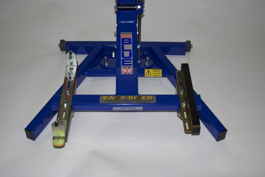Triumph Rocket 3 mounts Big Blue Lift