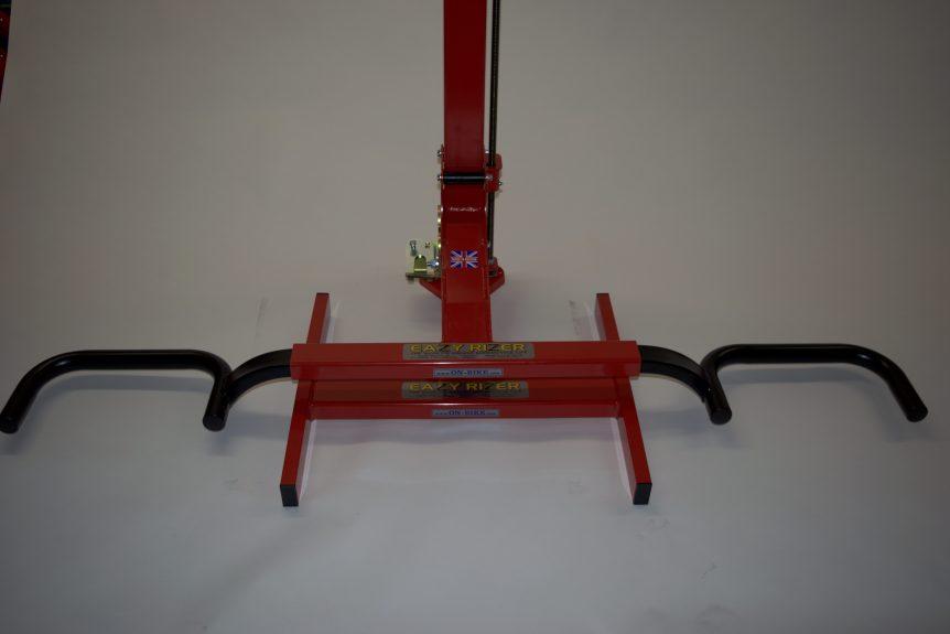 Wheel mounts EazyRizer Red Lift