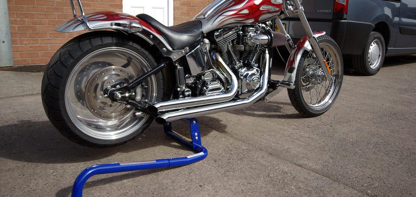 Harley Davidson Speed Lift