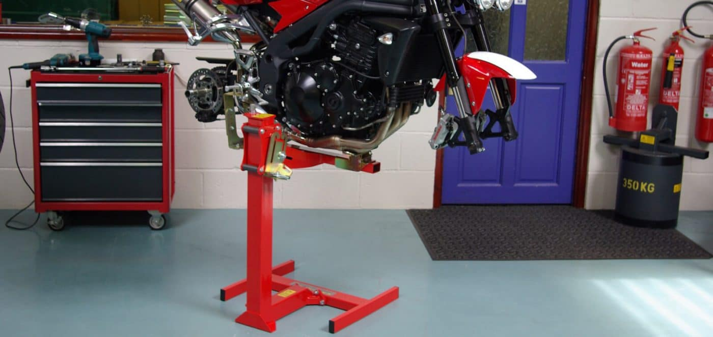 EazyRizer Motorcycle Service Lift