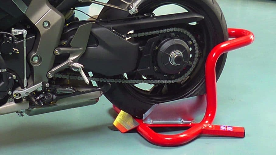 Motorcycle Wheel Chock