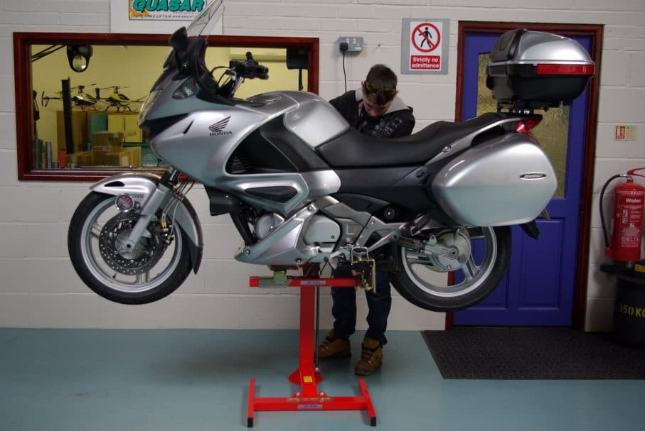 Honda motorcycle Service Stand