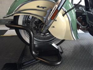 Wheel Chock fits any Bike