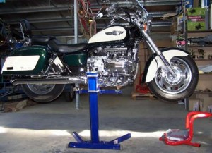 Lifts for Honda Valkyrie motorcycles